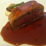ル・モノポール - 欧州牛フィレ肉のパイ包み焼き+1,200円
