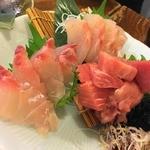 魚箱 - 刺し盛り