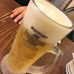 魚箱 - 生ビール