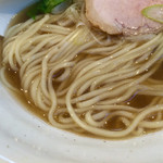 チャランポ - 麺