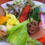 Roji菜園テーブル - 野菜いろいろ