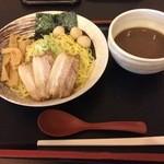 麺丼やころな - 濃厚魚介つけ麺