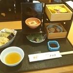 月日亭 - 茶粥膳