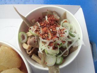 フードコートCHIBA - モツ煮