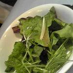 ラ・マニーナ - パスタランチのサラダ。