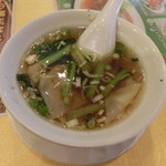Chinhaishin - ワンタンスープ