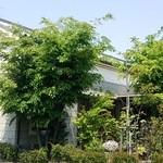 カフェヨシノ  - 外観