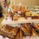 アロマティエ - こむぎっ子さんのパンです