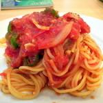 アロマティエ - 大人のスパゲッティ・ナポリ