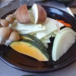 奉楽 - 野菜盛り合わせ