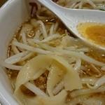 刀削麺荘 唐家 - 辛くない刀削麺
