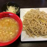 つけ麺 海鳴 - 黄金の鶏白湯つけ麺850円