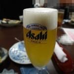 お花坊 - ドリンク写真:生ビールで乾杯