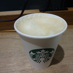 スターバックスコーヒー - カプチーノ:356円 (2015/4)