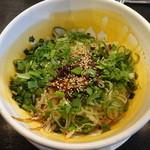 紅虎餃子房 - 汁なし担々麺:864円
