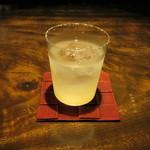 サマーグラス - 「ソルティドック」です。
