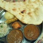インド料理 ARUNA - ディナーセット