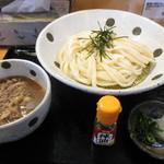 亀楽屋 - 近江牛肉汁おろしざる890円