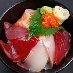 海のちゅうべえ - 海鮮丼