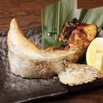 海のちゅうべえ - カンパチかま塩焼き