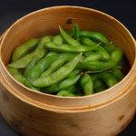 海のちゅうべえ - 枝豆