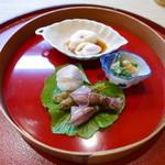 日本料理 櫻川 - 先附