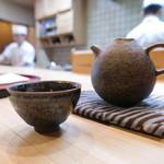 日本料理 櫻川 - 酒器