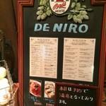 DE NIRO -