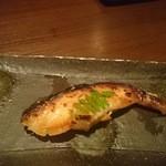 和素材料理とお酒 くさび - 鰆の西京焼き