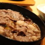 日本料理 徳 - お肉 これはよいです