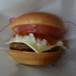 モスバーガー - 特徴あるハンバーガーだよね