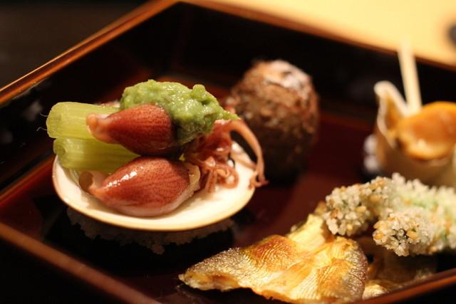 日本料理 徳>