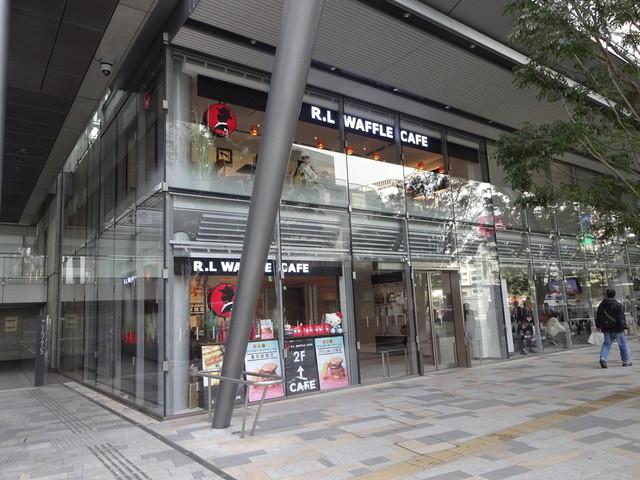 エール・エル ワッフル カフェ グランルーフ店 - 東京駅八重洲口
