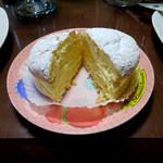 ア・ラ・カンパーニュ - スポンジのシュークリーム