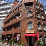 蓮華 - 横川駅南口から中広通りを渡った裏通り