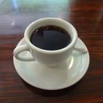 カフェプリモ - モーニングコーヒー:200円