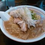 麺屋社中 - 鶏煮干