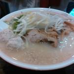 麺屋社中 - 濃厚鶏そば