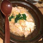北海道産石臼挽蕎麦 増田屋 - 鳥煮