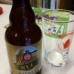 37342992 - 盛岡・ベアレンのライ麦ビールを選んでみました。