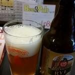 37343002 - 「ライ麦ビール」430円。