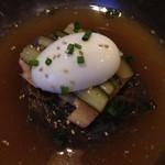 炭火焼肉&韓国家庭料理 故郷 - 冷麺