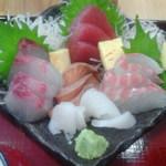 沖縄そばと島豆腐の店 まつばら家 - 刺身定食アップ