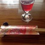 倉 - 葡萄ジュース