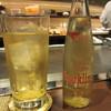 愉楽日本料理 かぐらざか - ドリンク写真:能勢ジンジャエール 美味しかったわ。