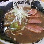 麺屋 桑田 - 鴨んらーめん\700