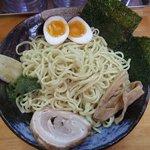 麺屋 桑田 - 茶山つけ麺+たまご
