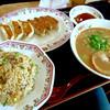餃子の王将 - 料理写真:ベストセット