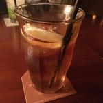 アティックルーム - ジンジャーエール辛口〜3杯も飲んだ♡