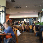 タリーズコーヒー - 店内
